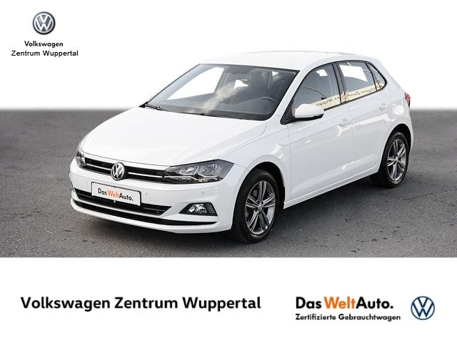 Volkswagen Polo 1,6 TDI Highline SHZ PDC APP BEATS SOUND, Jahr 2018, Diesel