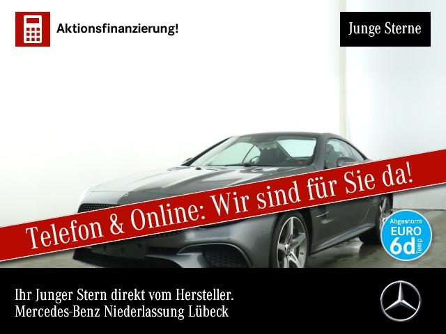 Mercedes-Benz SL 500 AMG Magic Sky Harman Distr+ COMAND ILS LED, Jahr 2018, Benzin