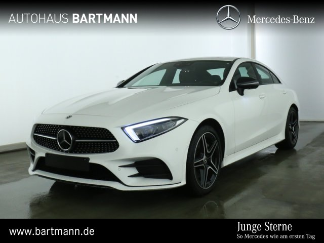 Mercedes-Benz CLS 300d AMG+DISTRONIC+MEMORY AIRBODY+WIDE+NIGHT, Jahr 2020, Diesel