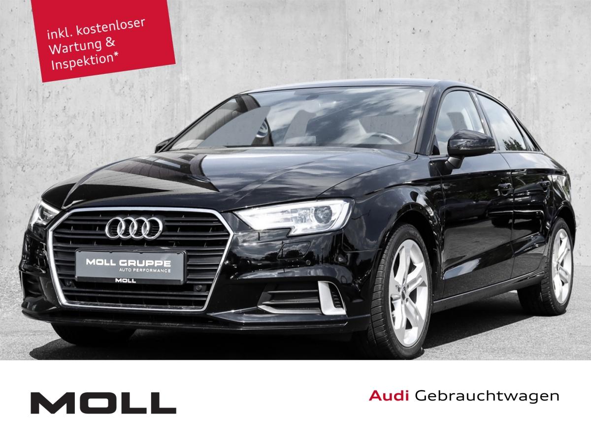Audi A3 Limousine Sport Navi Automatik Sportsitze, Jahr 2018, Diesel
