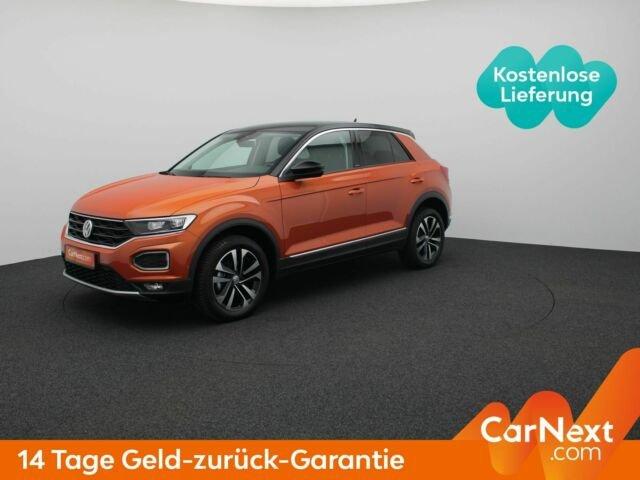 Volkswagen T-Roc 1.5 TSI ACT OPF IQ.DRIVE LED TOTWINKLAS, Jahr 2020, Benzin