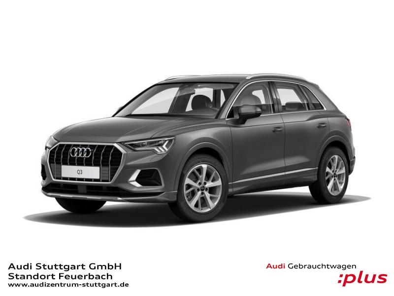 Audi Q3 advanced advanced 35 TFSI, Jahr 2021, Benzin