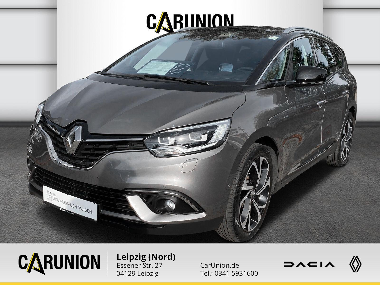 Renault Grand Scenic ENERGY TCe 130 BOSE EDITION Navi,.., Jahr 2018, Benzin