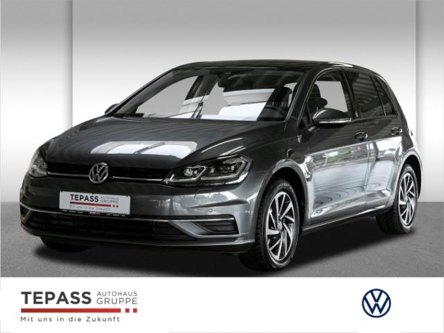 Volkswagen Golf VII 1.5 TSI DSG Sound NAVI SCHIEBEDACH ACC, Jahr 2017, Benzin