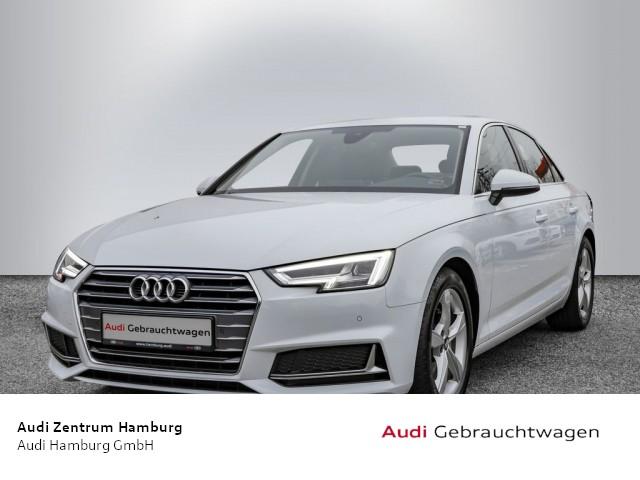 Audi A4 35 TDI sport S tronic VIRTUAL NAVI LED, Jahr 2019, Diesel