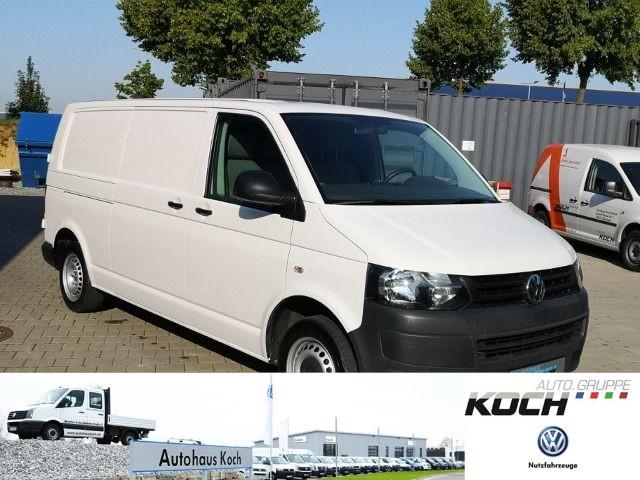 Volkswagen T5 Kasten 2.0 TDI AHK 3-Sitzer LR, Jahr 2014, Diesel
