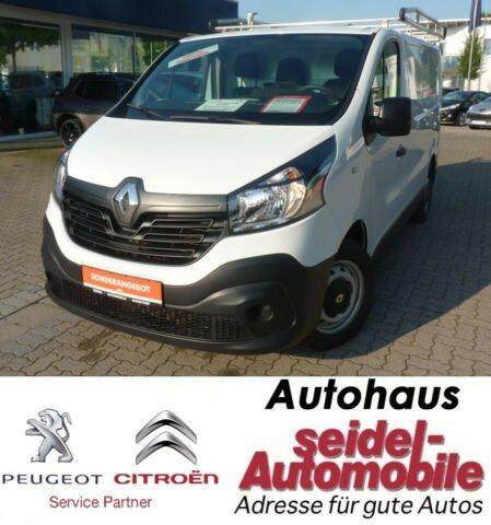 Renault Trafic L1H1 KAWA Komfort, AHK,Dachträger, Klima, Jahr 2017, Diesel