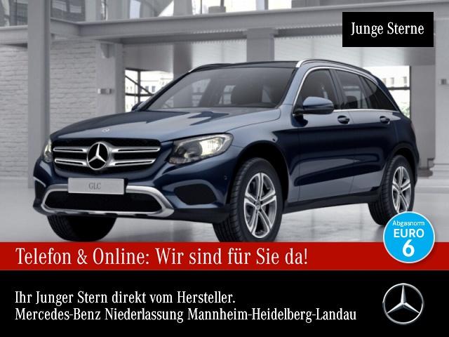 Mercedes-Benz GLC 350 d 4M Exclusive Stdhzg Pano Kamera Navi PTS, Jahr 2017, Diesel