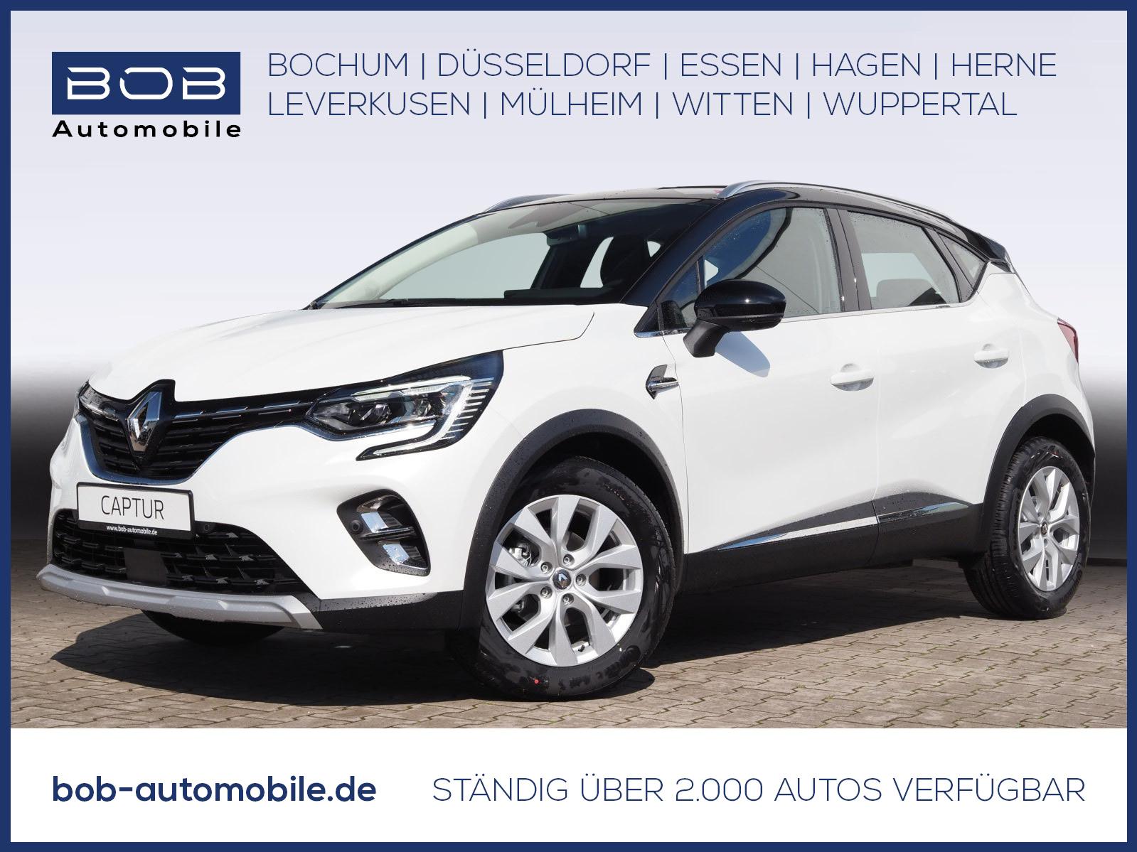 Renault Captur INTENS TCe 140 EDC NAVI KLIMA PDC ALU, Jahr 2021, Benzin