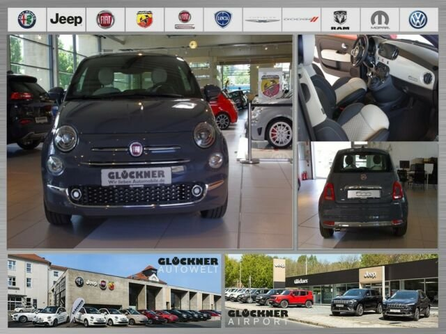 Fiat 500 1.2 Star Apple Car Play / Android Auto, Jahr 2019, Benzin