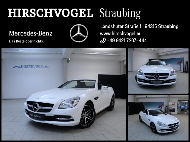 Mercedes-Benz SLK 250 d Panorama+AIRSCARF+Navi+PDC+SHZ+9G-TRON, Jahr 2015, Diesel
