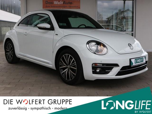 Volkswagen Beetle 1.2 TSI Allstar PANO, Jahr 2016, Benzin
