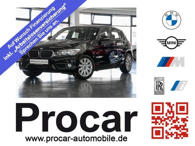BMW 120i Advantage PDC Regens Tempom Freisprech USB, Jahr 2017, Benzin