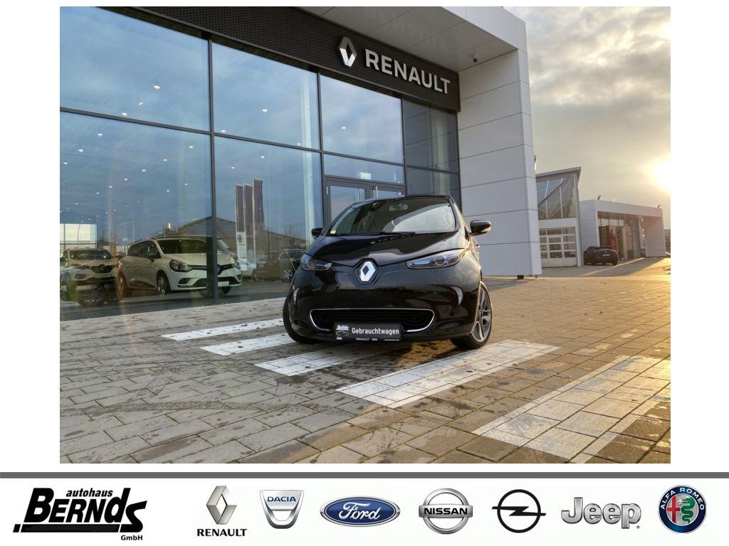 Renault ZOE (mit MIETBATTERIE) 22 kwh Intens *NAVI*SHZ*, Jahr 2017, Elektro