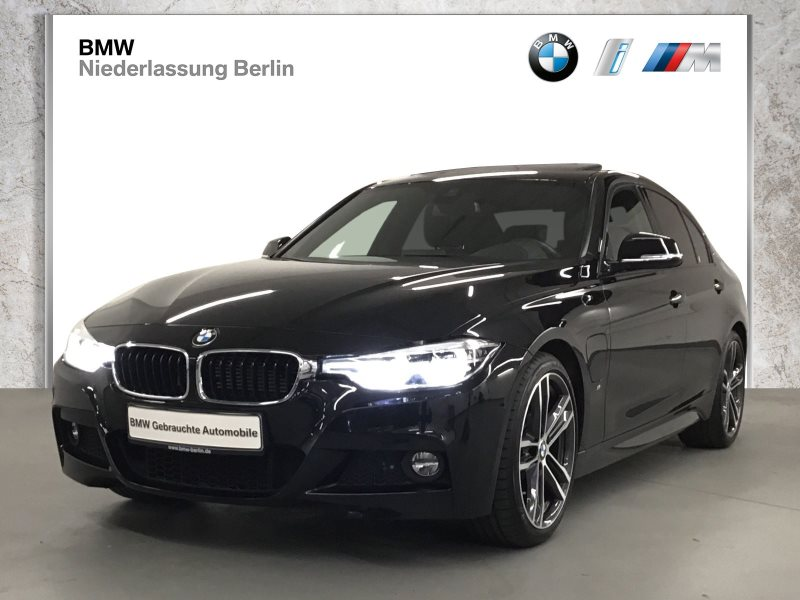 BMW 330e iPerformance Lim. EU6 Aut. Deutl.reduziert!, Jahr 2018, Hybrid