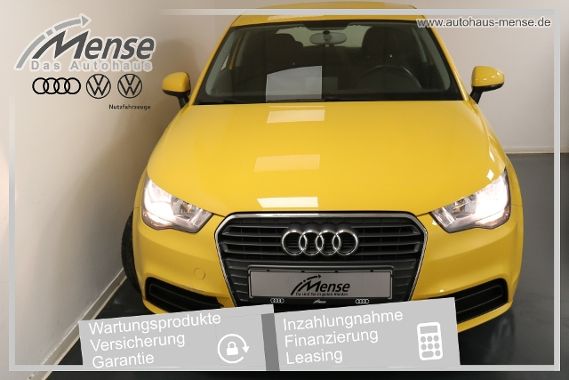 Audi A1 1.2 TFSI Attraction MediaPaket MusicInterface, Jahr 2014, Benzin