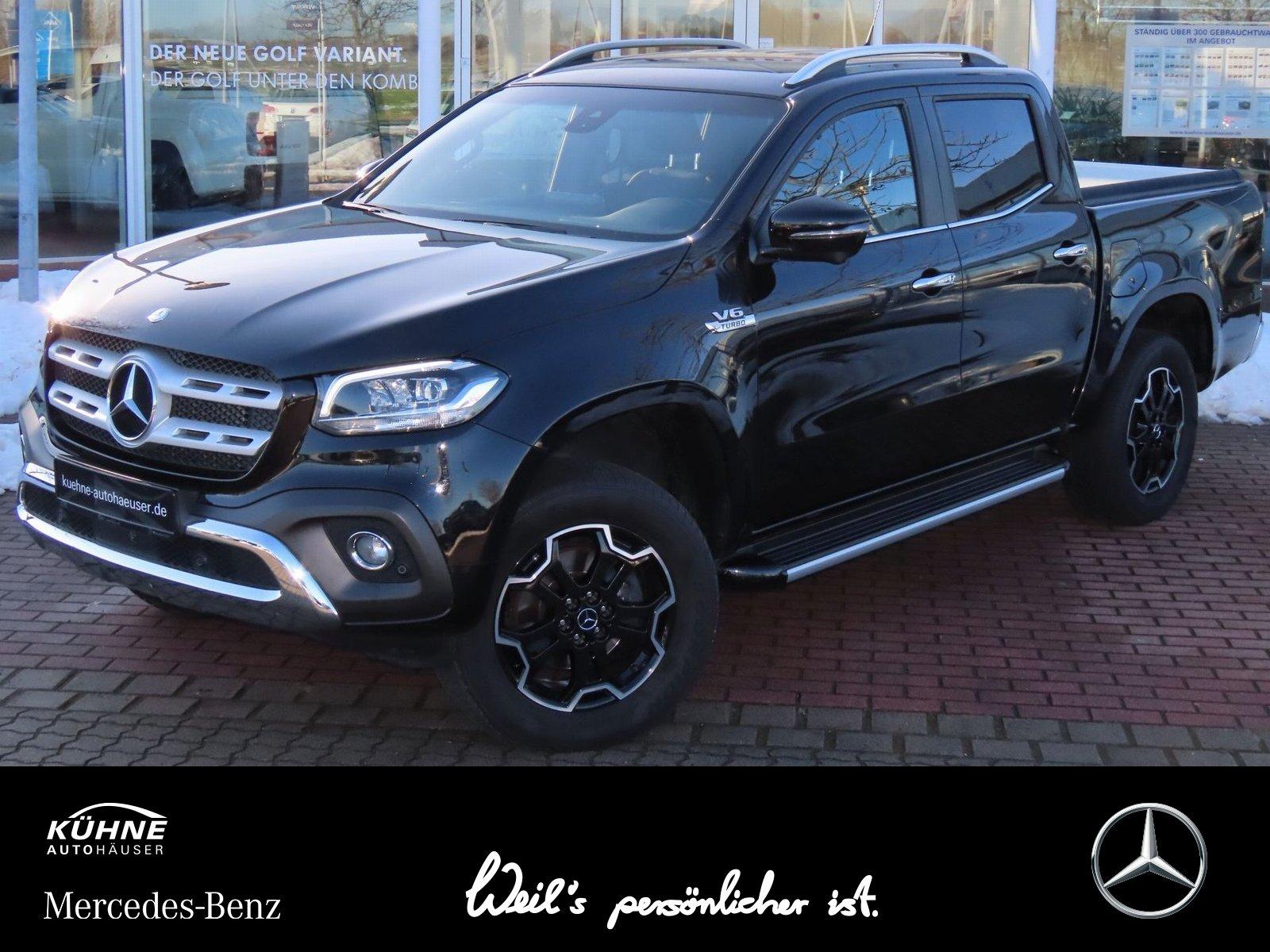 Mercedes-Benz X 350 d 4x4*Power*COM*DAB*360°*Leder*2xDiffsp*ua, Jahr 2019, Diesel