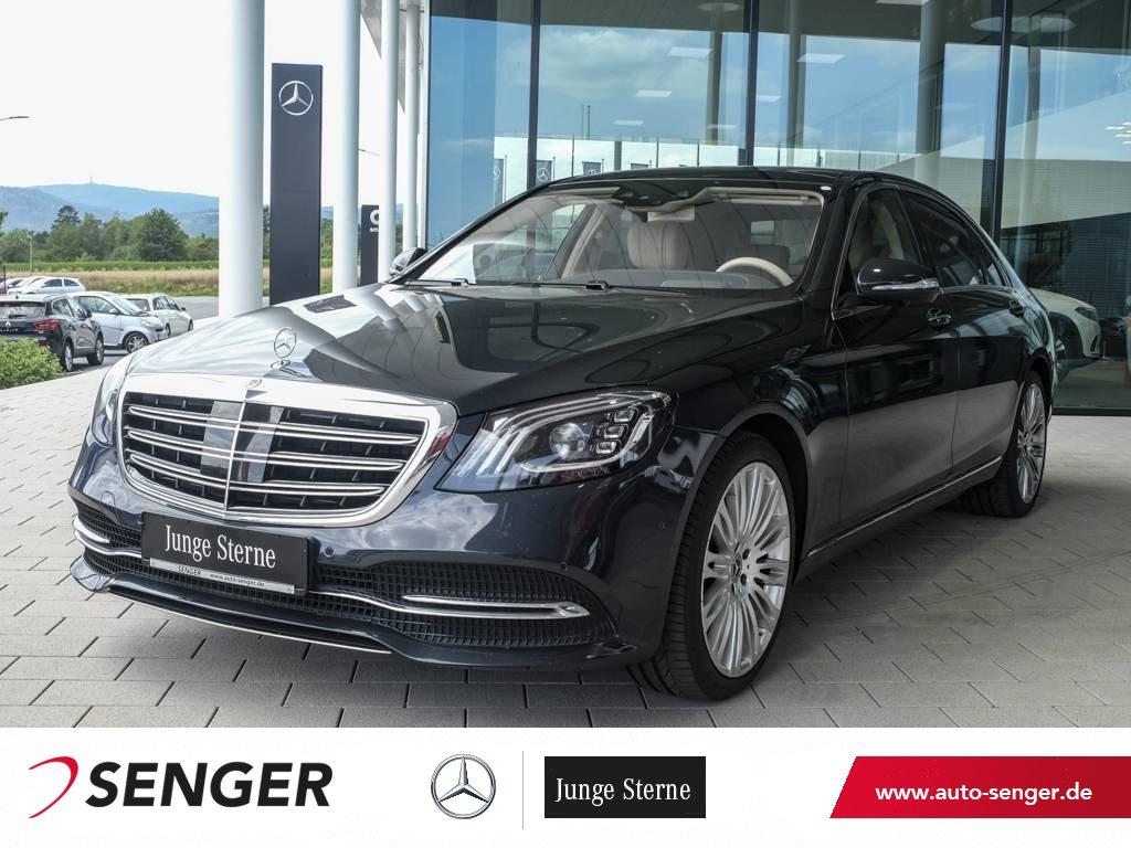 Mercedes-Benz S 400 D 4M LANG+TV-TUNER+COMAND+PANO-SHD+STANDHZ, Jahr 2018, Diesel