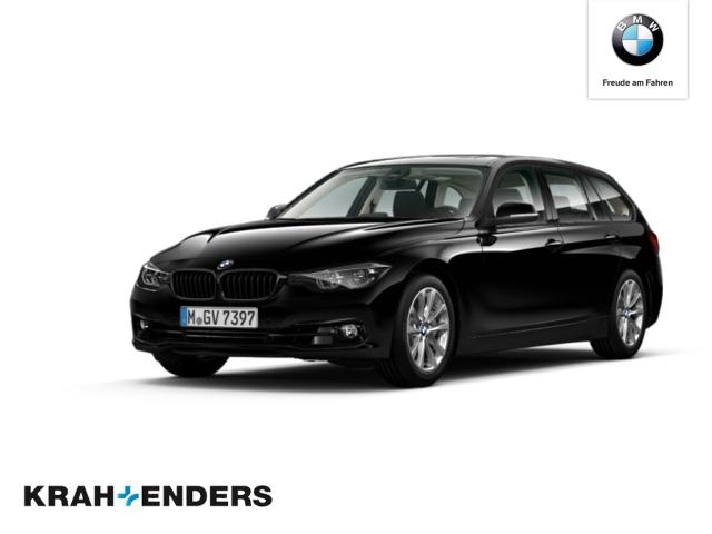 BMW 340 i Touring Sport Line+LED+Panorama+Navi+PDCv+h, Jahr 2018, Benzin