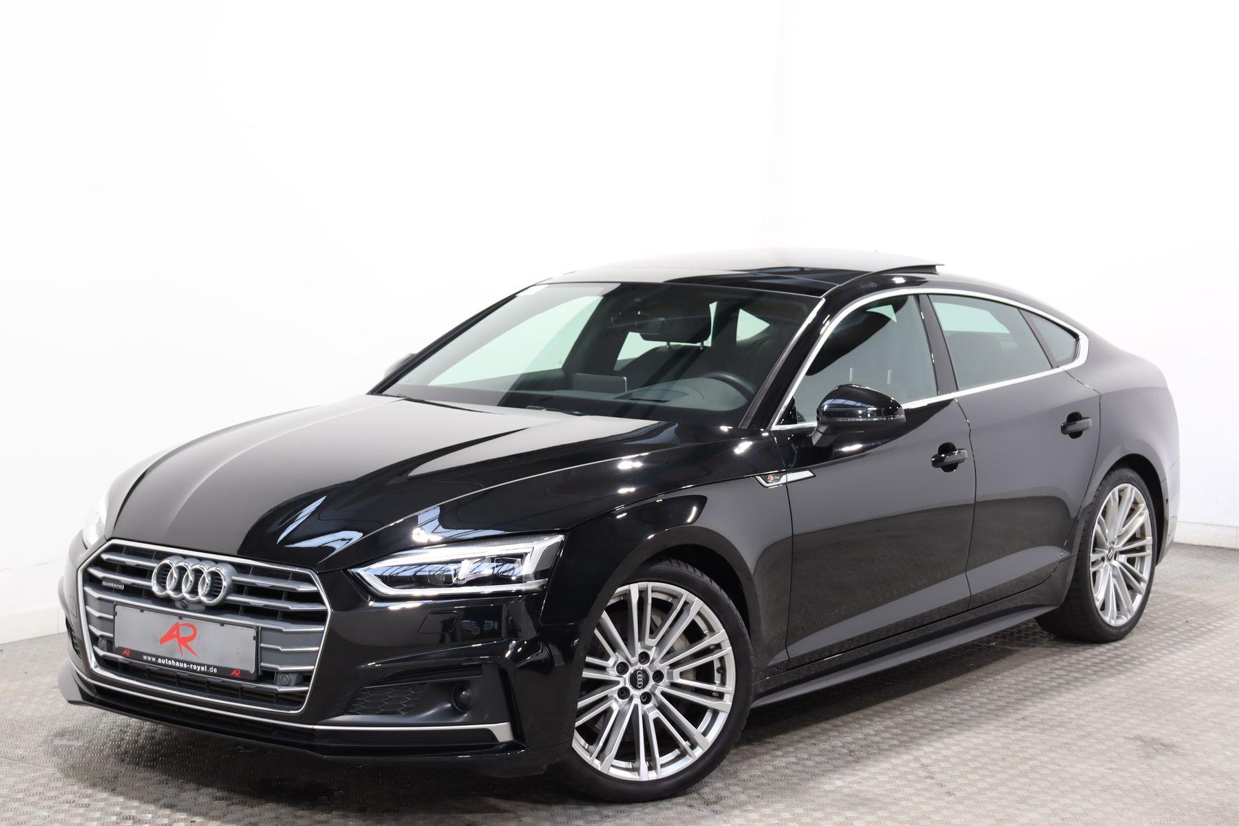Audi A5 SB 3.0 TDI qu S LINE MATRIX,VIRTUAL,BANG+O., Jahr 2017, Diesel