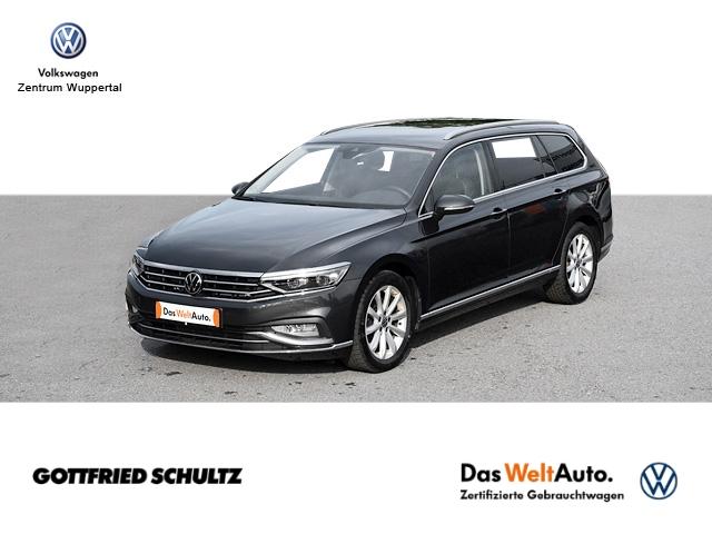 Volkswagen Passat Var. 2 0 TDI Elegance DSG LED NAVI AHK KAMERA SHZ PDC LM, Jahr 2021, Diesel