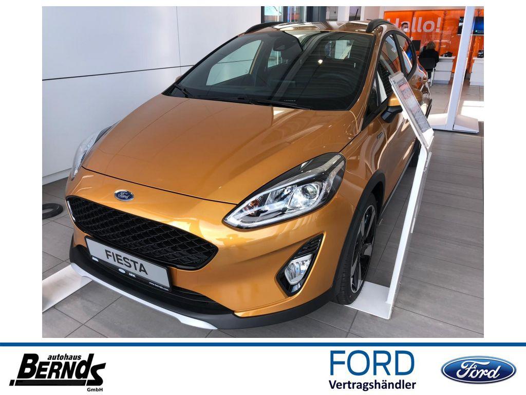 Ford Fiesta 1.0 EcoBoost ACTIVE X WINTER-P. NAVI B&O, Jahr 2021, Benzin