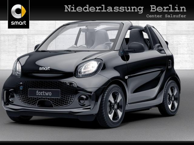 smart fortwo EQ Cabrio passion BaFa förderfähig, Jahr 2020, Elektro