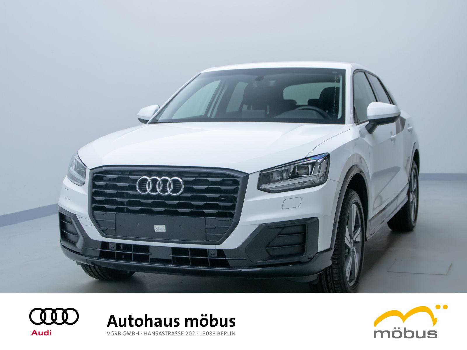 Audi Q2 design 35 TFSI S-TRO*LED*NAVI*MFL*GRA*PDC*MAL, Jahr 2020, Benzin