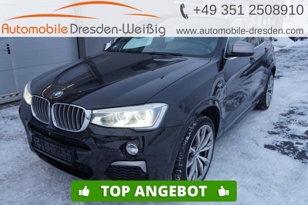 BMW X4 M40i*Navi Prof*HeadUp*Pano*Harman/Kardon*360°, Jahr 2017, Benzin