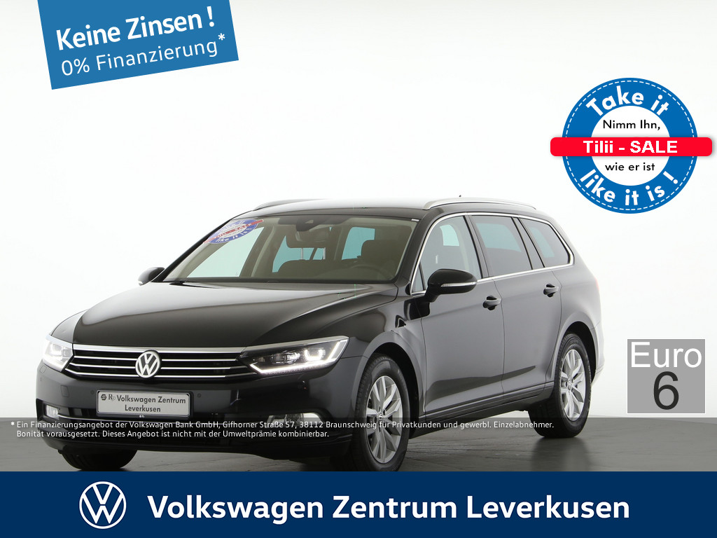 volkswagen passat variant 2.0 comfort, jahr 2017, diesel