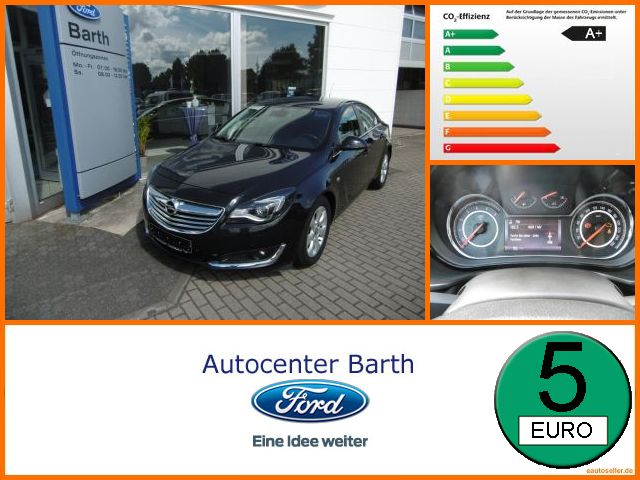 Opel Insignia A 2.0 CDTI Edition Alufelgen Klima, Jahr 2014, Diesel