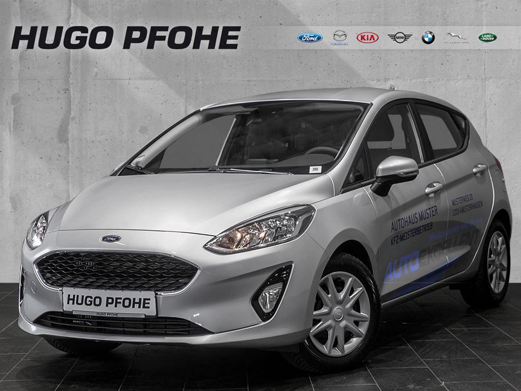 Ford Fiesta Cool & Connect Jahreswagen 74kW(100PS) 5-, Jahr 2020, Benzin