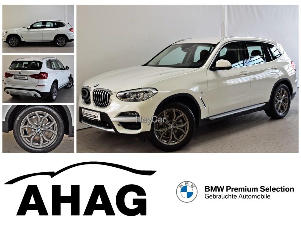 BMW X3 xDrive20i xLine AT Aut. Klimaaut. AHK PDC, Jahr 2019, Benzin