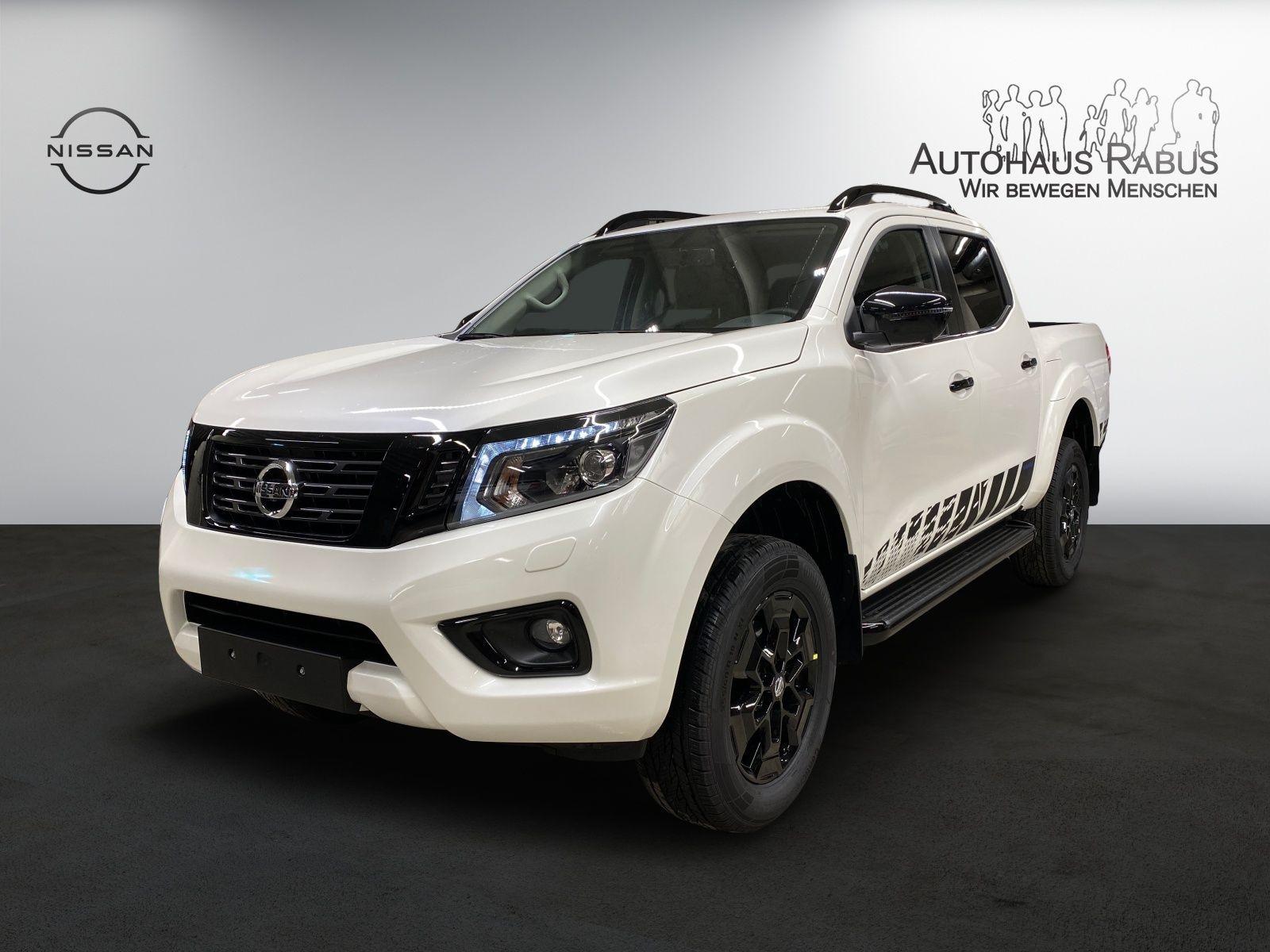 Nissan Navara finanzieren