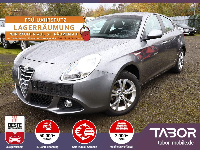Alfa Romeo Giulietta 1,4 TB 105 Turismo Ucon Nav PDC, Jahr 2014, Benzin