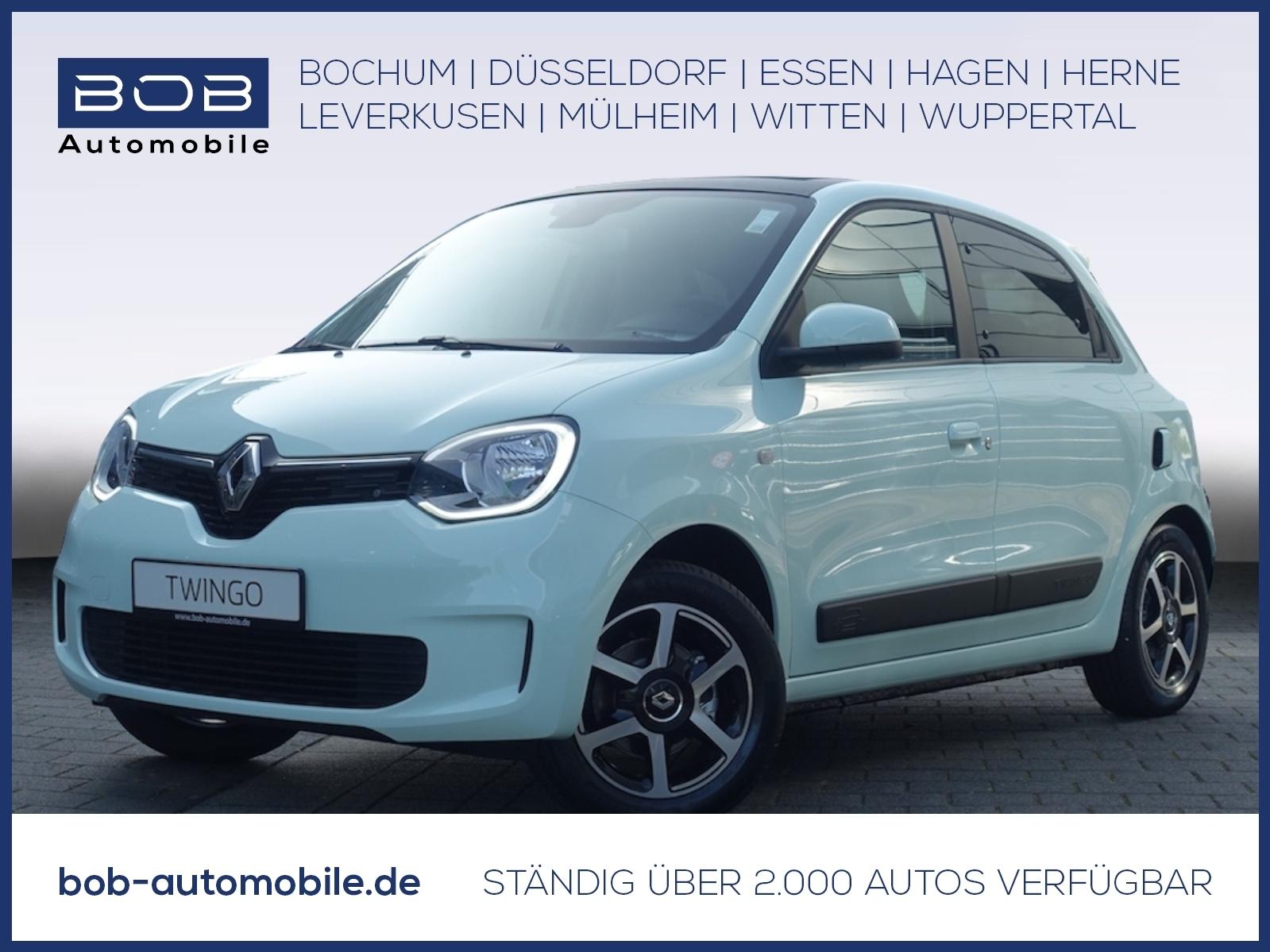 Renault Twingo LIMITED TCe 90 KLima BT USB, Jahr 2021, Benzin