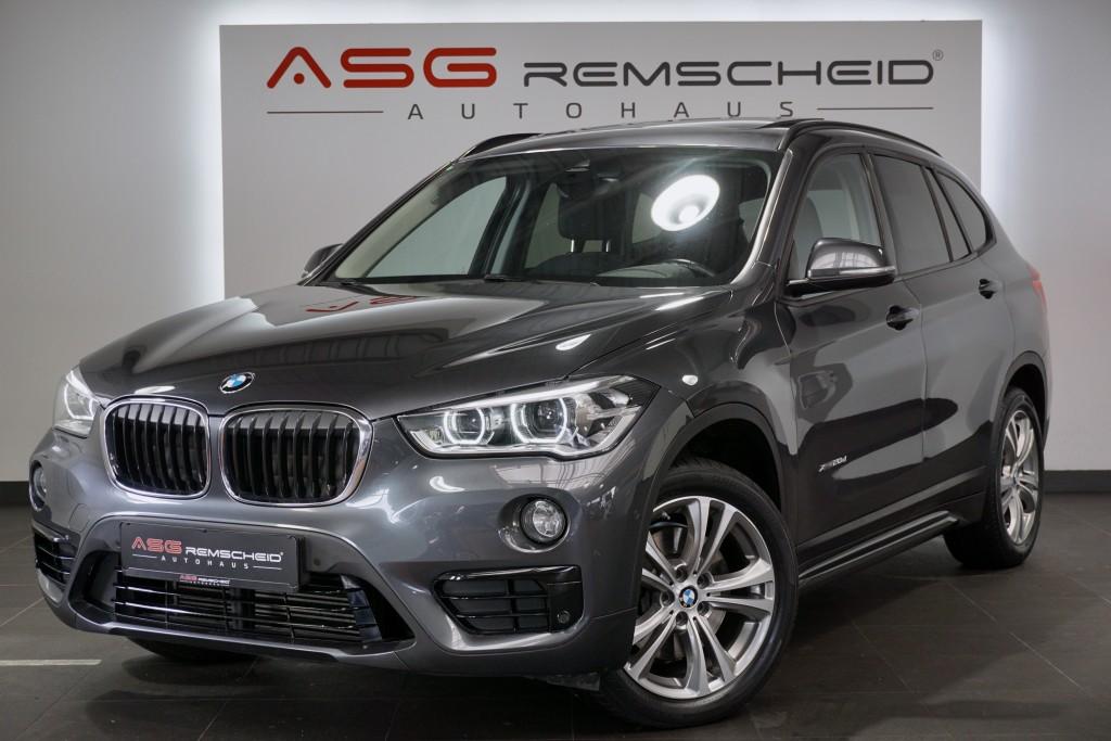 BMW X1 xD 20d Sport Line *Pano *AHK *LED *Kamera*, Jahr 2015, Diesel