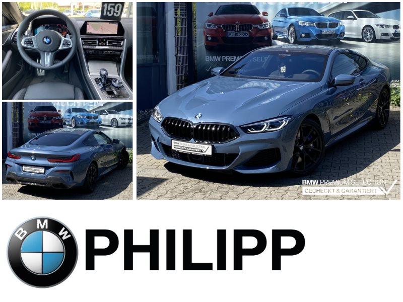 BMW 840d xDrive Coupé M Sportpaket Night V. Laser, Jahr 2020, Diesel