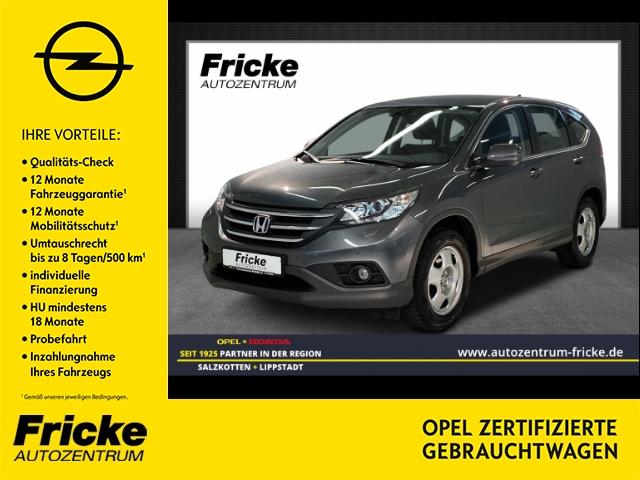 Honda CR-V Elegance 4WD i-VTEC Klimaautomatik/Rückfahrkamera/SHZ/Allrad, Jahr 2014, Benzin