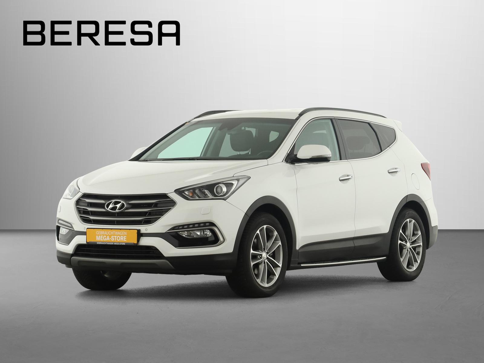 Hyundai Santa Fe 2.2 CRDi Premium blue Sportpaket, Jahr 2018, Diesel
