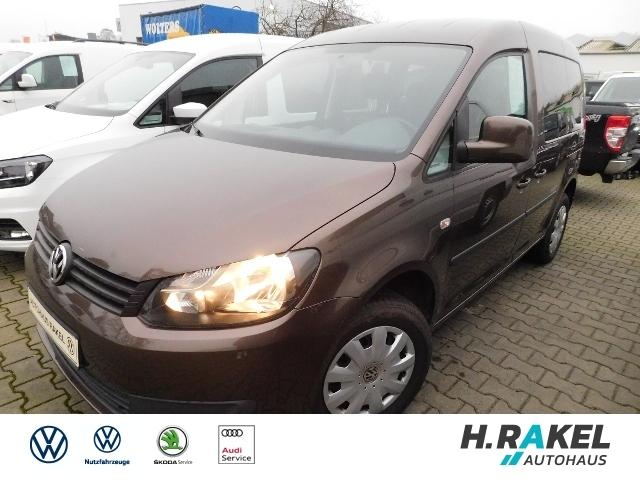 Volkswagen Caddy 1.6 TDI JAKO-O Trendline *AHK*KLIMA*, Jahr 2013, Diesel