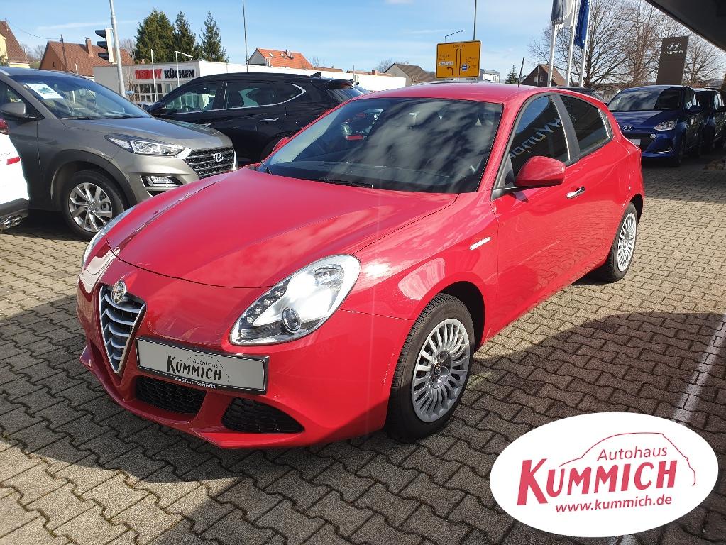 Alfa Romeo Giulietta 1.4 TB 16V 77KW 105PS, Jahr 2014, Benzin