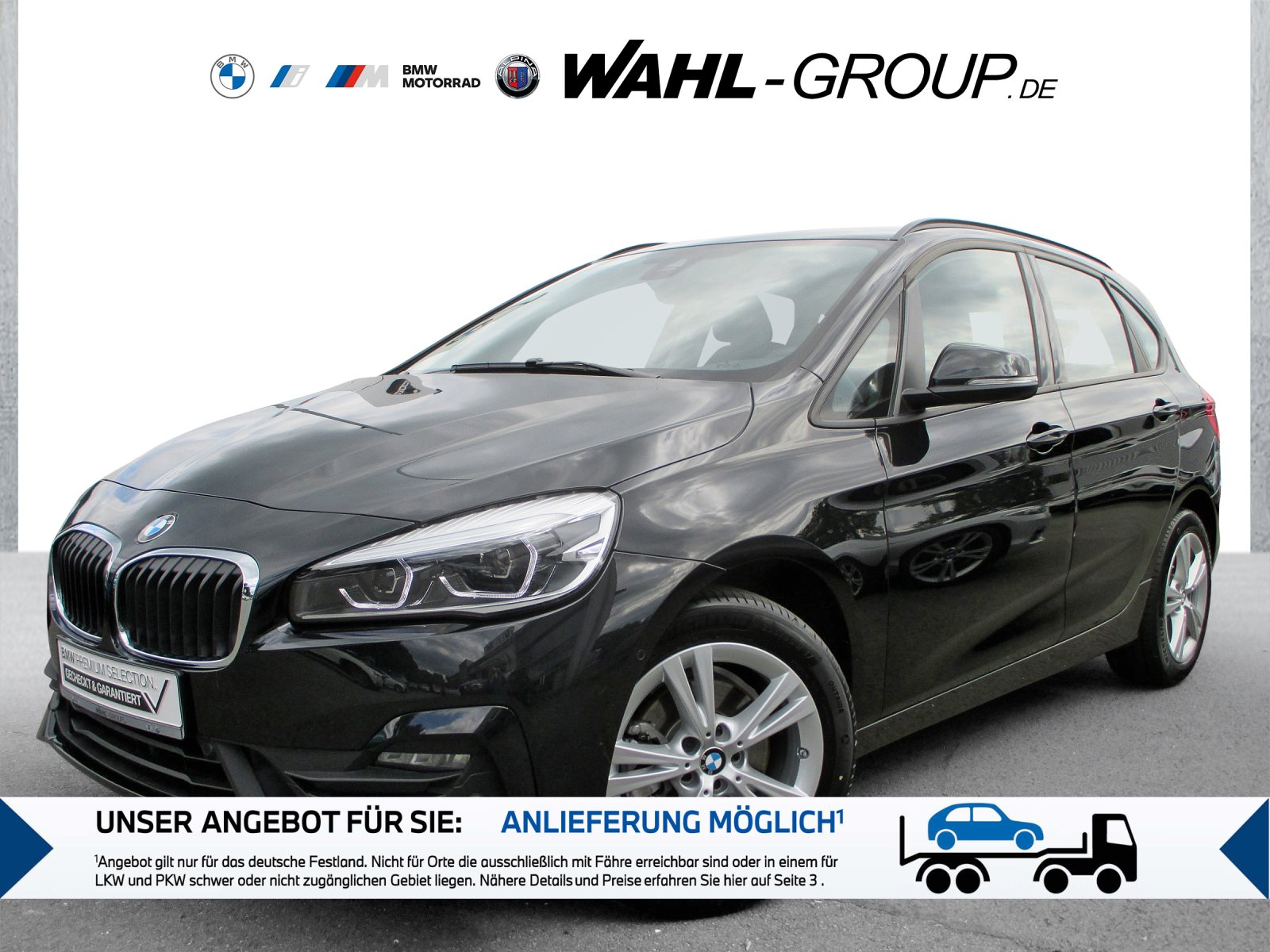 BMW 218 finanzieren