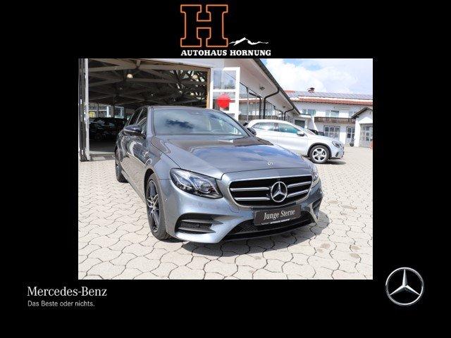 Mercedes-Benz E 450 4M AMG Multibeam Widescreen 360° TW Night, Jahr 2019, Benzin