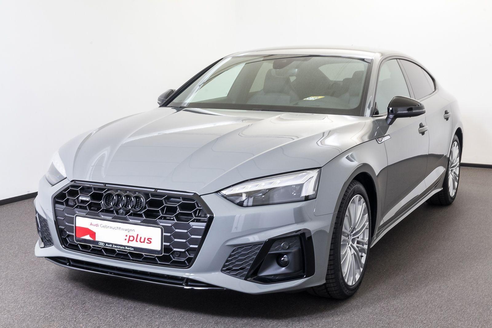 Audi A5 Sportback S line 40 TDI quattro S tronic, Jahr 2020, Diesel