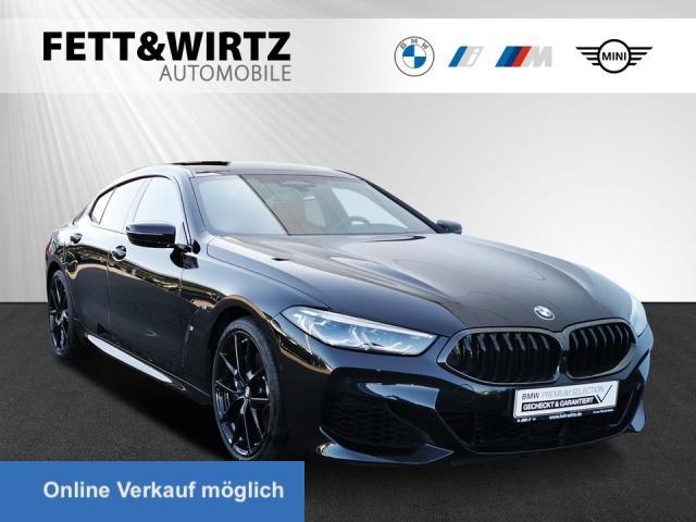 BMW 840i Gran Coupe M-Sport Leas. ab 875,- br.o.Anz., Jahr 2019, Benzin
