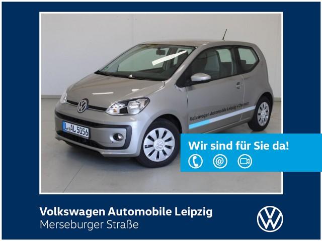 Volkswagen up! 1.0 move up! *SHZ*Klima*, Jahr 2019, Benzin