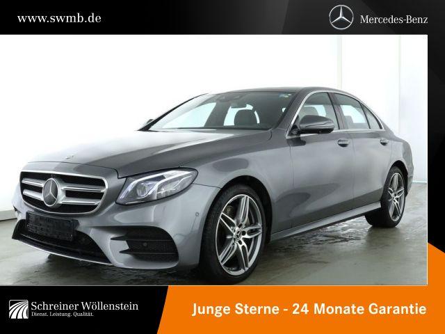 Mercedes-Benz E 450 4M AMG*Widescreen*PSD*Multibeam*Distr.*360, Jahr 2019, Benzin