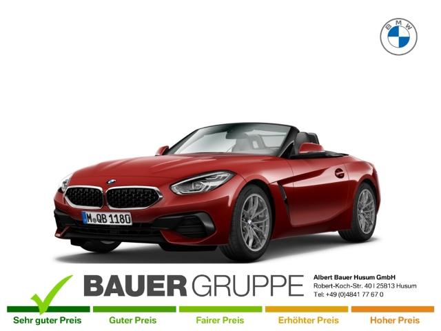 BMW Z4 20 i sDrive Leder 18 Zoll LED Navi PDCv+h Live Cockpit Professional, Jahr 2020, Benzin