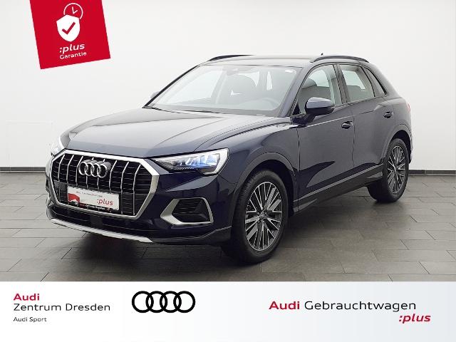 Audi Q3 advanced 35TFS LED-SW AHZV, Jahr 2020, Benzin